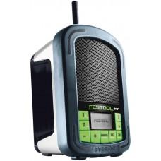 Festool Digitální rádio BR 10 DAB+ SYSROCK Pracoviště