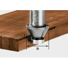 Festool Fazetová fréza HW HW 30°-OFK 500 Frézovací nástroje pro hranovou frézku OFK 500 (speciální stopka)