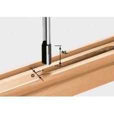 Festool Drážková fréza HW, stopka 12 mm HW S12 D10/35 Frézovací nástroje