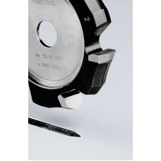 Festool Drážkovací fréza ve tvaruV HW 118x18-135°/Alu Frézovací nástroje pro frézku na deskové materiály