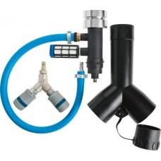 Festool Dvojitá přípojka IAS 2 IAS 2-DA-CT Broušení pneumatické