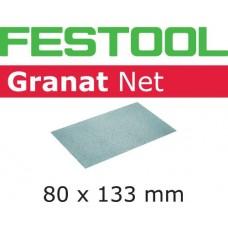 Festool Brusivo s brusnou mřížkou STF 80x133 P100 GR NET/50 Brusivo pro vibrační brusky