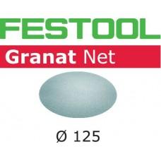 Festool Brusivo s brusnou mřížkou STF D125 P100 GR NET/50 Brusivo pro excentrické brusky