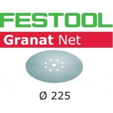 Festool Brusivo s brusnou mřížkou STF D225 P100 GR NET/25 Brusivo pro brusku sdlouhým krkem