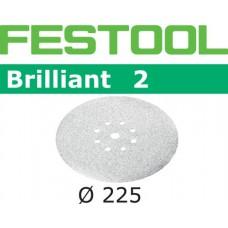 Festool Brusné kotouče STF D225/8 P100 BR2/25 Brusivo pro brusku sdlouhým krkem