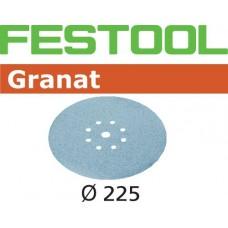 Festool Brusné kotouče STF D225/8 P100 GR/25 Brusivo pro brusku sdlouhým krkem