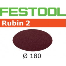 Festool Brusné kotouče STF D180/0 P100 RU2/50 Brusivo pro pásové brusky