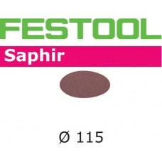 Festool Brusné kotouče STF D115/0 P24 SA/25 Brusivo pro rotační brusku