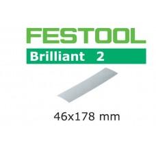Festool Brusivo STF 46x178/0 P120 BR2/10 Špalíky pro ruční broušení abrusivo pro ruční broušení