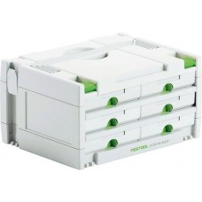 Festool SORTAINER SYS 3-SORT/6 Boxy