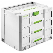 Festool SORTAINER SYS 4 TL-SORT/3 Boxy